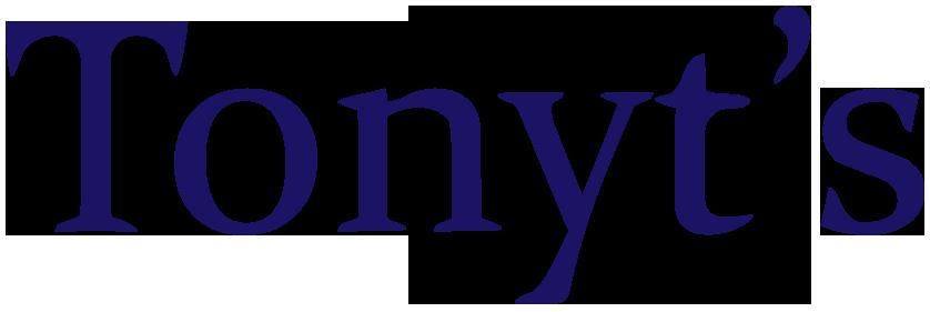 Tonyt´s Logo